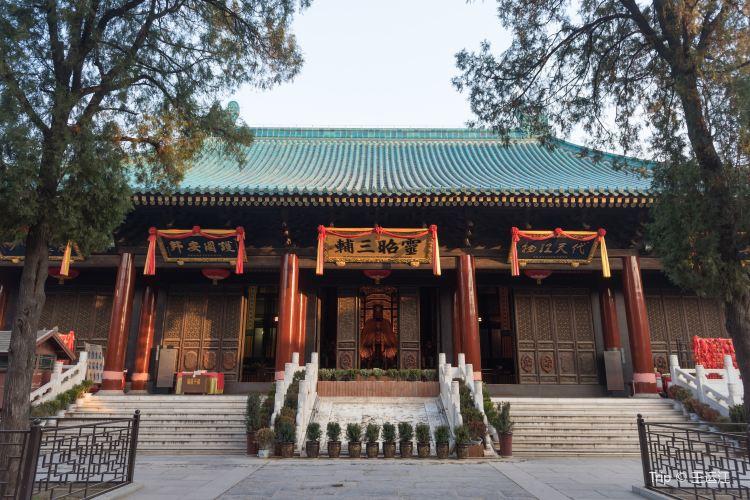 Xi'an Town's God Temple4