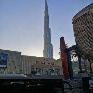 哈利法塔(迪拜塔)旅游景点攻略图
