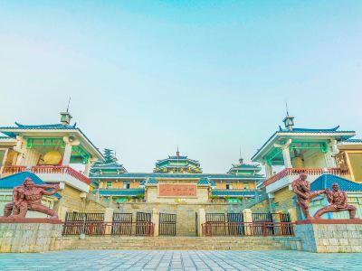 少林寺武術館