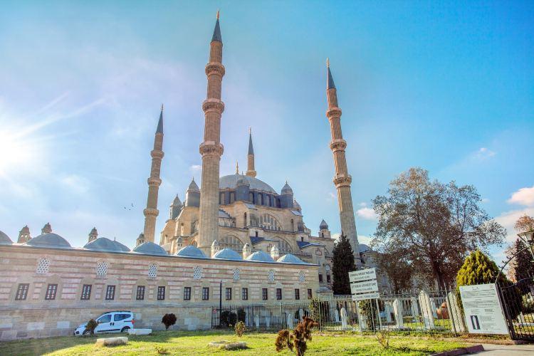塞裡米耶清真寺