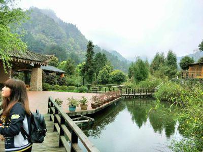 황핑랑둥 삼림온천