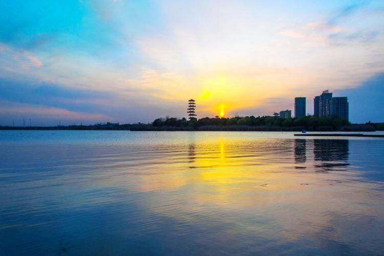 Jiyang Lake Ecological Park