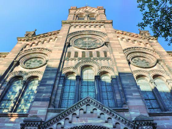 Eglise du Temple-Neuf