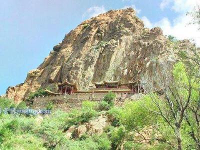 Cailiang Mountain