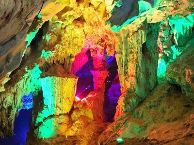 百里峽盤龍洞