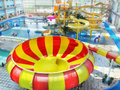 Xian County Hot Spring Water Park
