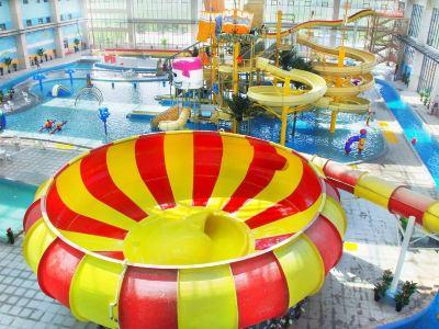 Xian County Hot Spring Water Park