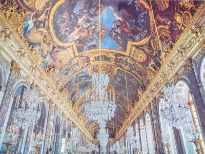 The Hall of Mirrors