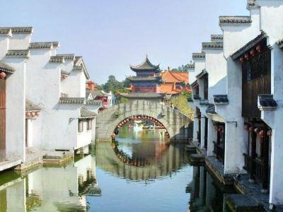 The CCTV Nanhai Movie and TV Town