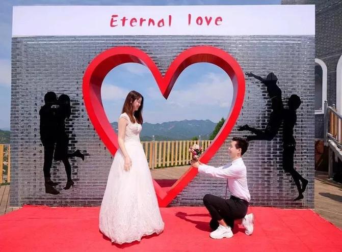 520清凉谷浪漫之旅,水晶长城见证你的爱 – 舟山游记攻略插图1