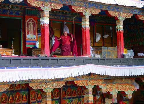 西藏旅游:瞻仰日喀则扎什伦布寺(图) – 日喀则游记攻略插图13