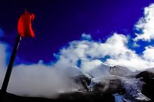 纯净天堂,雪山之颠的完美容颜