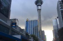 奥克兰天空塔Sky Tower