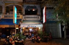 高棉王国里的西餐