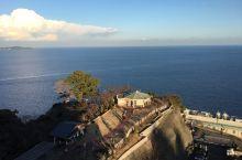 热海城远眺