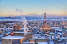 #冬日幸福感美食#北海道旭川,跟着《孤独的美食家》寻找美食