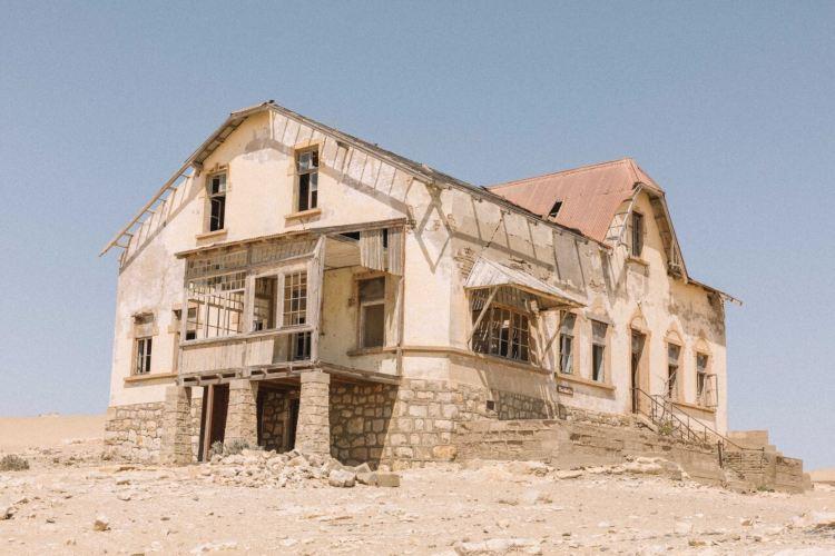 Kolmanskop Ghost Town3