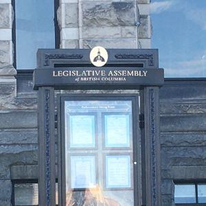 Legislative Assembly of British Columbia旅游景点攻略图