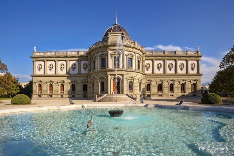 阿裡亞納博物館1