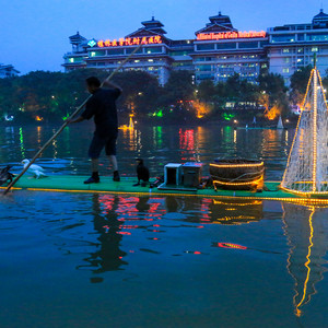 资源游记图文-不期而遇的桂林