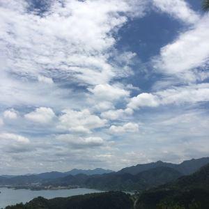 千岛湖景区旅游景点攻略图