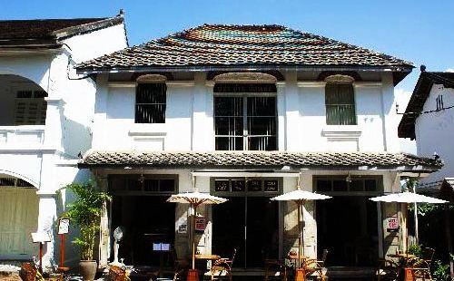 Le Café Ban Vat Sene