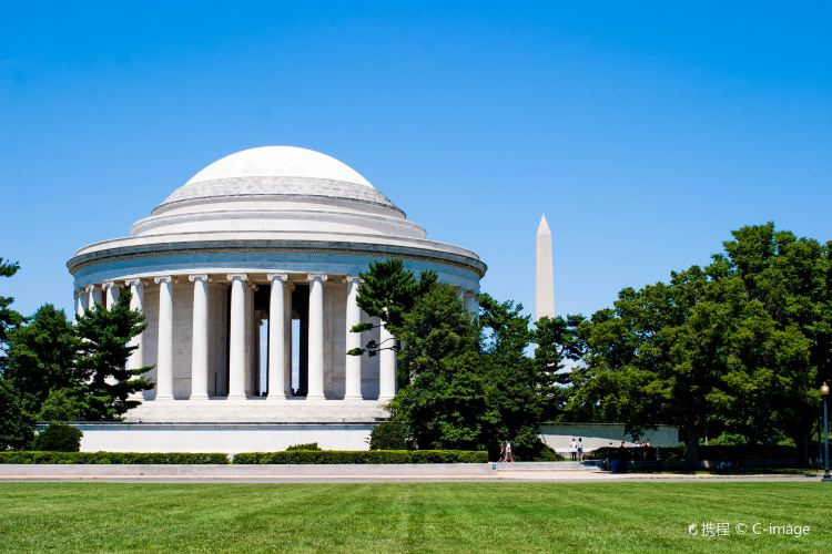 Thomas Jefferson Memorial1