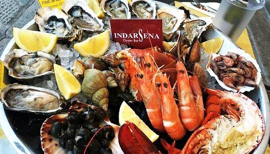 Indarsena Oyster Bar