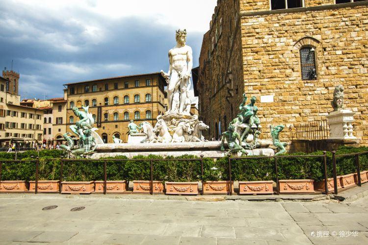 Fountain of Neptune1