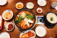 济州岛不能不吃之炖排骨与参鸡汤#冬季幸福感美食#
