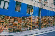 元旦去哪玩:打卡香港网红墙拍出香港奇幻片