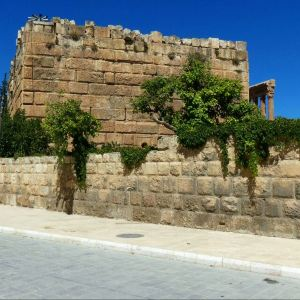 巴勒贝克神庙旅游景点攻略图