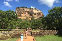 斯里兰卡锡吉里耶狮子岩