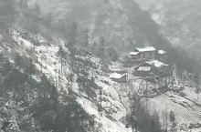 大巴山雪景