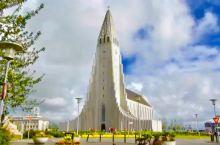 充满数学原理的奇特外观之教堂@冰岛