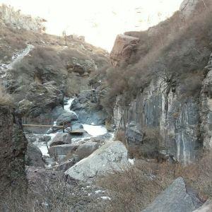 小五台山自然保护区旅游景点攻略图