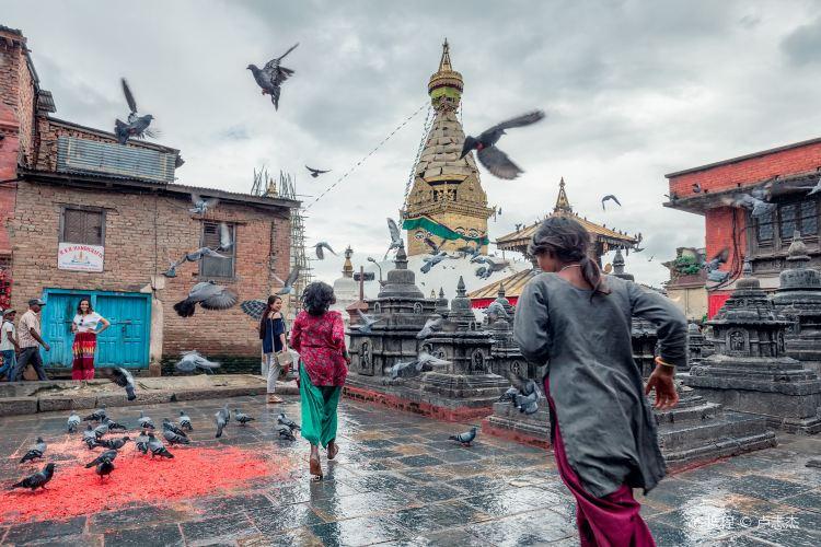 Swayambhunath Stupa1