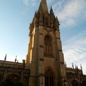 牛津大学公园旅游景点攻略图