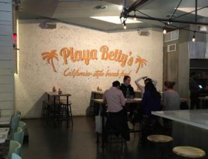Playa Betty's Restaurant