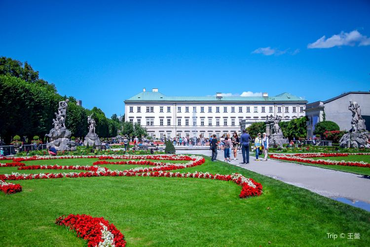 Mirabell Palace and Gardens3