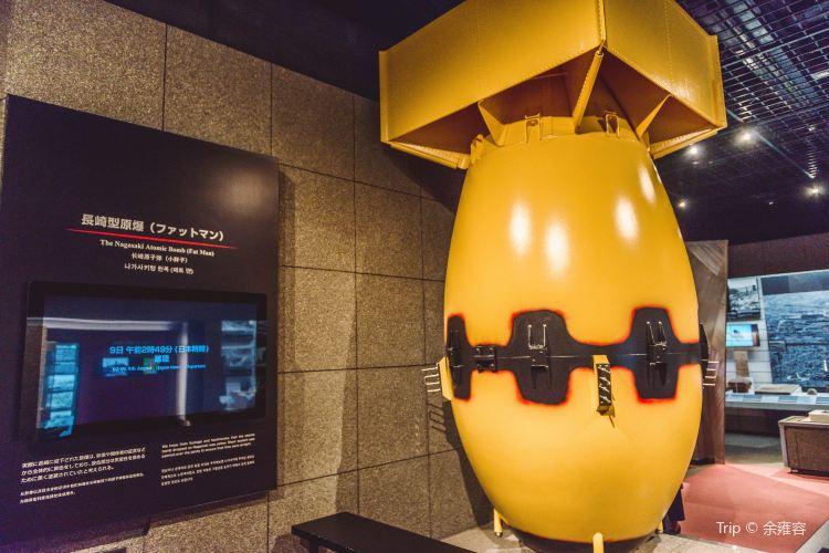 長崎原爆資料館3