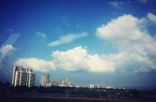 广安的天空好大的棉花🍬
