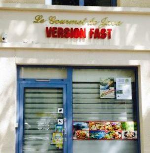 Le Gourmet de Java Version Fast
