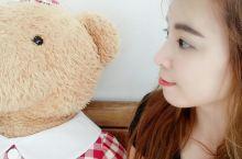 七月的我爱上了泰迪熊