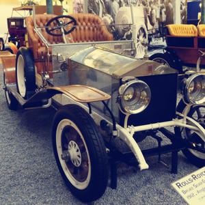 米卢斯游记图文-法国小镇博物馆亮瞎了人眼:海量豪车触手可及