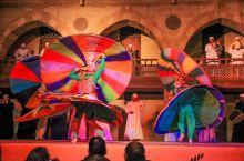 #元旦去哪玩#开罗固力宫,旋转不停的苏菲舞