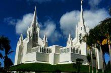 造型独特的摩门教堂