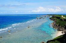 五月冲绳去看海。D2。东平安名崎