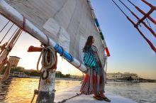 #向往的生活 乘一叶三角帆,做尼罗河女儿