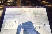 优胜美地国家公园之镜湖